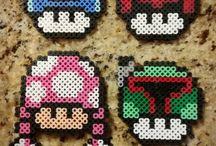 Beads geek figures