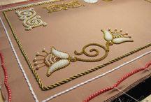 золотое шитье