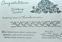 Stampin' Up Floral Phrases & Thinlits