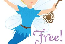 FREE KEY.. An itty bitty fairy Key for your magical world...