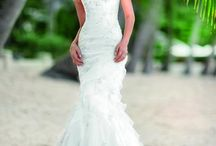 Wedding dress / This is what i've been lookin for!!!i love it This gonna be my wedding dress...