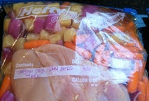 freezer meals / by Dolly Satterfield