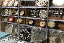Klokken vintage landelijk