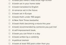 2016 Pop Sugar Reading List