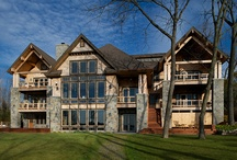 Shingle Style Homes / www.windsorwindows.com