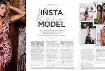 CELEBRITY INTERVIEWS · / celebrity sit-downs · South Australian Style Magazine · editorial ·