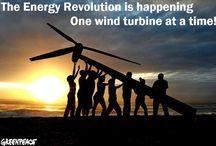 Renewable Energy / The title says it!