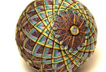 temari / Research for the child's Japanese assignment on an aspect of Japanese culture.