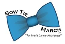 Bow Tie March for Men's Cancer Awareness / Developed by Healing Pathways-Cancer Resource Center to celebrate men who are cancer survivors and those who have been touched by cancer, The Bow Tie March & 5K Run for Men's Cancer Awareness is a one of a kind event to raise awareness of men's cancer and educate the community on screenings for early prevention.