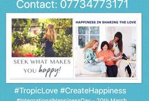 Be Paid To Pamper - Tropic