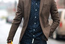 Business outfit for men's