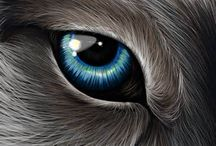 Los ojos del lobo