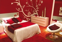 Bedroom ideas / by Melli De