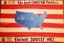 Sorority gifts / by Ginger Seibold