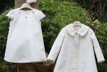 Βαπτιστικά ρούχα για κορίτσι / Υπέροχα βαπτιστικά ρούχα Ελληνικής ραφής για κορίτσια