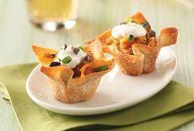 recipe box - appetizers