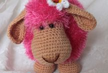 Crochet Toys / by Barbara Carl