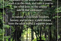 Læring og lek i naturen