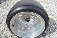 Alloy wheels / Alloy wheels from the seventies, eighties and beyond