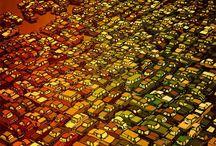 Ciudades Fabulosas - Embotellamiento