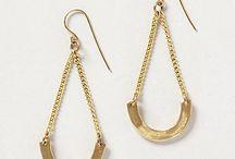 Inspiration || Earrings
