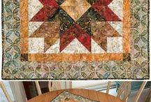 Quilt ~ Toppers