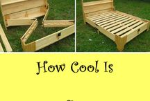bench bed