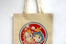 Polypop Tote Bags