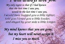 miss u after death