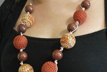 Handmade Gifts / Handmade, crochet jewellery and hand sewn gifts.
