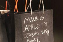 Shopping Bags / Shopping Bags