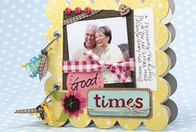 Scrapbooking Ideas / by Laura Barracato