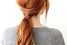 Easy & chic hairstyles for work