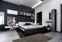Bedroom / Black&White