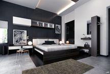 Bedroom / Black&White