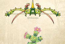 weapon/a/ pokemon GRASS type