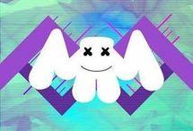 music × logo
