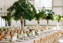 Bridal table designs