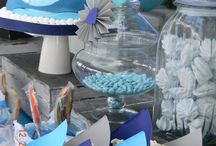 Owen's Shark Birthday Party / by Lindsey Goss