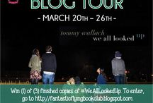 Giveaways / All the giveaways featured in our FFBC Tours!