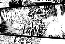 Comic Stuff / by John Lara
