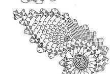 Crochet -- Irish Lace