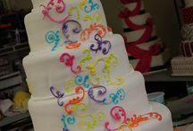 Wedding cake ideas / by Sam Smith