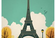 Vintage Posters for Inspiration / Vintage posters for inspiration