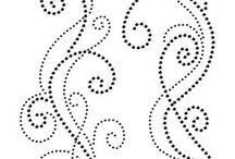 rhinestone patterns designs