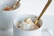 """""""In a mug..."""", recipes to try. / Sweet, savory or snack. All things you can make in a mug."""