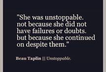 Quotes/Inspiration/Typography