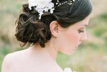 Bridal Hair / Inspiration for your special hair