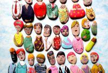 Stones craft