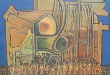 Obrazy do 2000-2 / Paintings until 2000-2 / cz.2